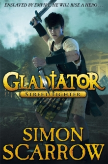 Street Fighter: Gladiator, Paperback Book