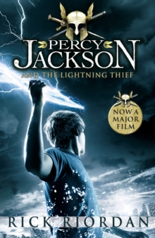 Percy Jackson And The Lightning Thief, Paperback Book