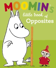 Moomin's Little Book of Opposites, Board book Book