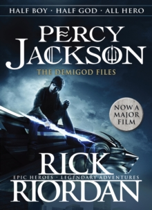 Percy Jackson: The Demigod Files, Paperback Book
