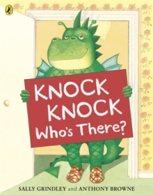 Knock Knock Who's There?, Paperback Book