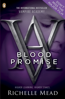 Blood Promise, Paperback Book