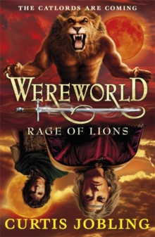Wereworld: Rage of Lions (Book 2) : Rage of Lions (Book 2), Paperback Book
