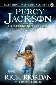 Percy Jackson and the Lightning Thief: The Graphic Novel : Bk. 1, Paperback Book