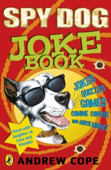 Spy Dog Joke Book, Paperback Book