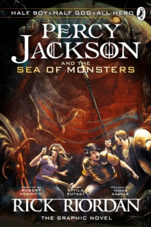 Percy Jackson and the Sea of Monsters: The Graphic Novel : Bk. 2, Paperback Book