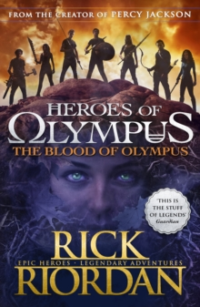 The Blood of Olympus (Heroes of Olympus Book 5), Paperback Book
