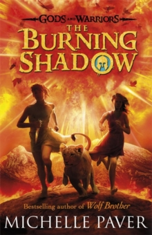 The Burning Shadow, Paperback Book