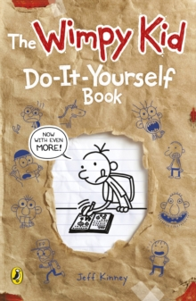 Diary of a Wimpy Kid: Do-It-Yourself Book, Paperback Book