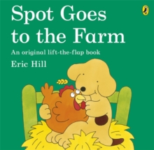 Spot Goes To The Farm, Paperback Book