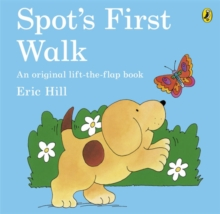 Spot's First Walk, Paperback Book