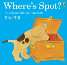 Where's Spot?, Paperback Book
