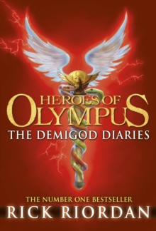 The Demigod Diaries (Heroes of Olympus), Hardback Book