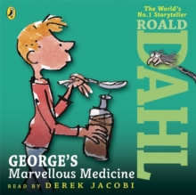 George's Marvellous Medicine, CD-Audio Book