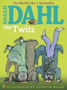 The Twits, Paperback Book