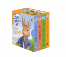 Peter Rabbit Animation: Little Library, Board book Book