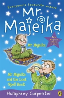 Mr Majeika and Mr Majeika and the Lost Spell Book, Paperback Book