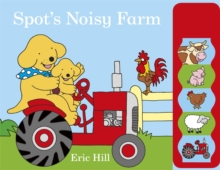 Spot's Noisy Farm, Board book Book