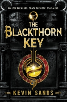The Blackthorn Key, Paperback Book