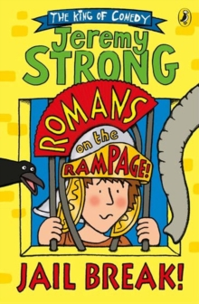 Romans on the Rampage: Jail Break!, Paperback Book