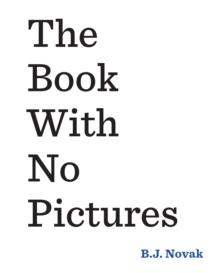 The Book with No Pictures, Paperback Book