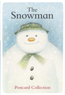 Postcards from the Snowman and the Snowdog, Hardback Book