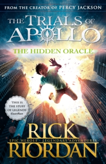 The Hidden Oracle (The Trials of Apollo Book 1), Paperback Book