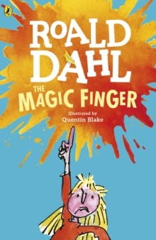 The Magic Finger, Paperback Book