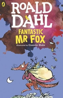 Fantastic Mr Fox, Paperback Book