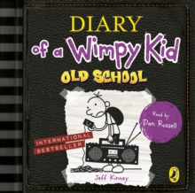 Diary of a Wimpy Kid: Old School, CD-Audio Book