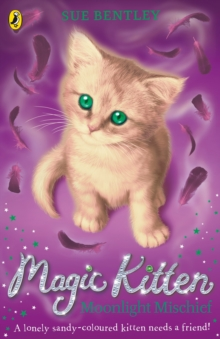 Magic Kitten: Moonlight Mischief, Paperback Book
