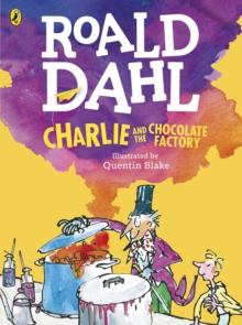 Charlie and the Chocolate Factory, Paperback Book