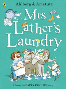 Mrs Lather's Laundry, Paperback Book