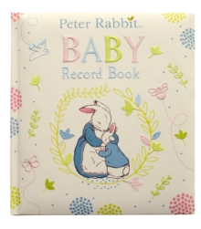 Peter Rabbit Baby Record Book, Hardback Book