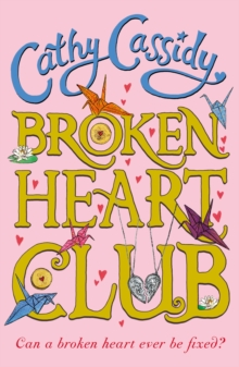 Broken Heart Club, Paperback Book