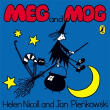 Meg And Mog, Board book Book