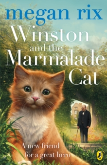 Winston and the Marmalade Cat, Paperback Book