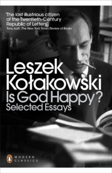 Is God Happy? : Selected Essays, Paperback Book
