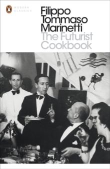 The Futurist Cookbook, Paperback Book