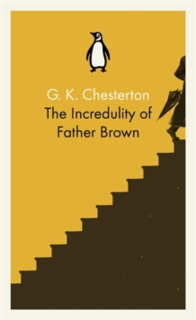 The Incredulity of Father Brown, Paperback Book