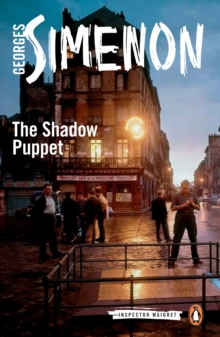 The Shadow Puppet, Paperback Book