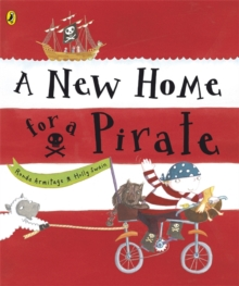 A New Home for a Pirate, Paperback Book