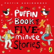 The Puffin Book of Five Minute Stories, CD-Audio Book