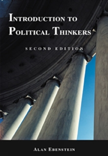 Introduction to Political Thinkers, Paperback Book