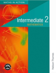 Maths in Action - Intermediate 2 Students' Book, Paperback Book