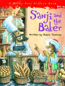 Sanji and the Baker, Paperback Book