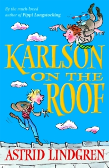 Karlson on the Roof, Paperback Book