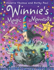 Winnie's Magic Moments, Paperback Book