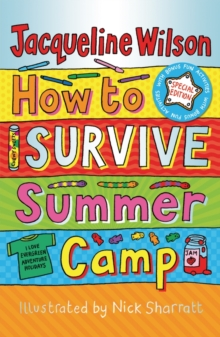 How to Survive Summer Camp, Paperback Book