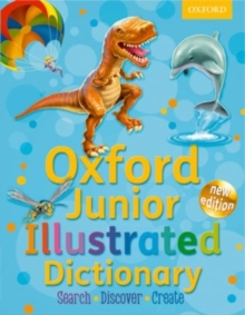 Oxford Junior Illustrated Dictionary, Mixed media product Book